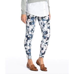 Spanx Ankle Jean-ish Leggings in Color Blossom